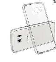 Чехол силиконовый прозрачный для Samsung S7, 0.5mm
