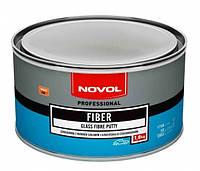 Шпатлевка стекловолокно FIBER NOVOL 1,8 кг