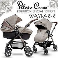 Универсальная коляска 2 в 1 Silver Cross Wayfarer Special Edition Expedition