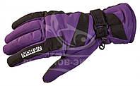 Перчатки женские Norfin Women Windstop Violet 705066-L
