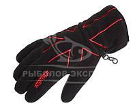 Перчатки флисовые женские Norfin Women Black 705062-L