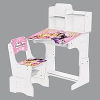 Детская Парта Растишка W 2071-38-3 Barbie