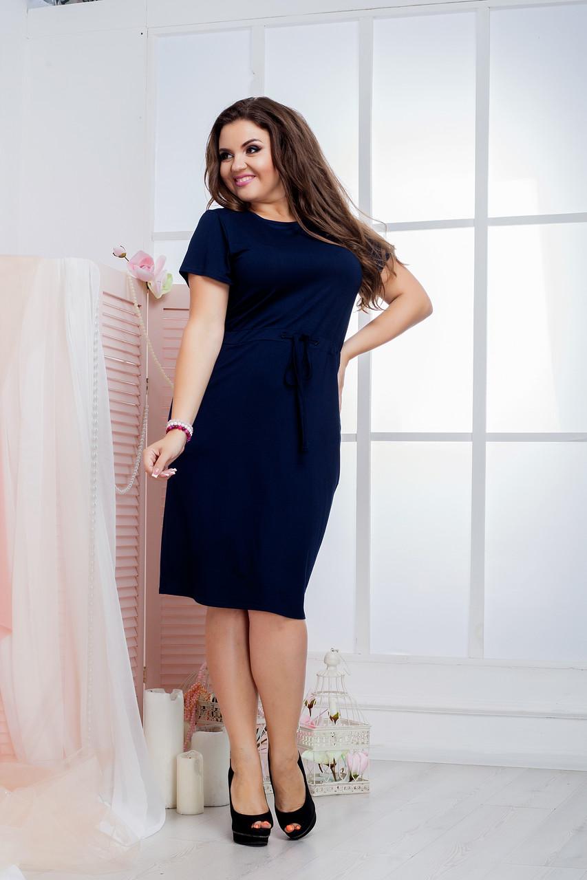 Женское платье (46-64) 8187
