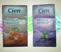 Мыло парфюмированное с ароматом персика Cien Peche Savon de Marseille 300 гр (оригинал с Германии)