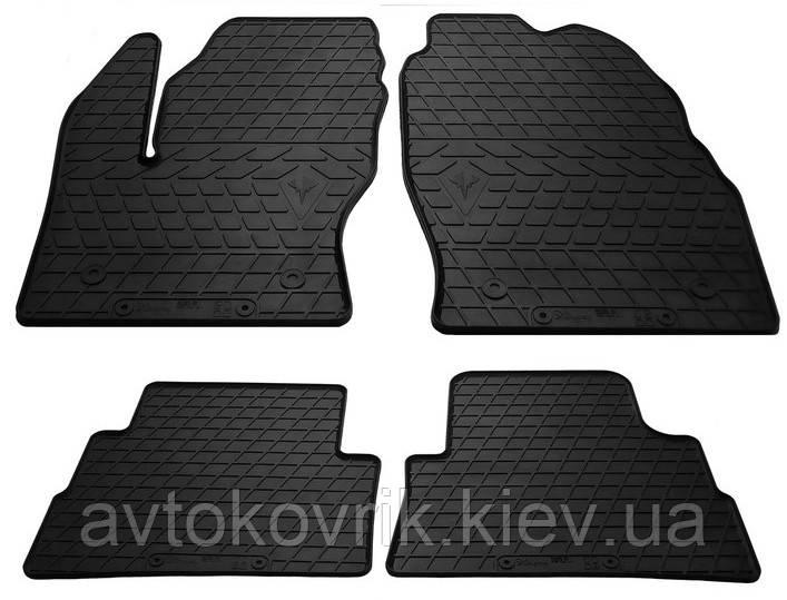 Резиновые коврики в салон Ford Kuga II 2013-, 2016- (STINGRAY)
