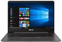 "Ноутбук ASUS ZenBook UX430UN (UX430UN-IH74-GR) 14.1"" i7-8550U 1.8GHz 512GB SSD 16GB W10 Гарантия!"