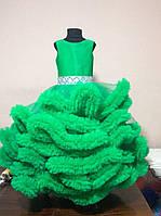 """Нарядное бальное платье для девочки """"Облако"""", фото 1"""
