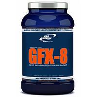 Гейнер Pro Nutrition GFX 8 1500 gr (ваниль)