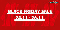 BLACK FRIDAY 24.11 - 26.11