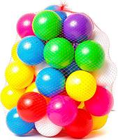 Набор шариков для сухого бассейна 026 Бамсик (40 штук)
