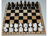 Шахматы (30*30)см 172054 деревянные