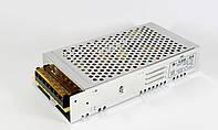 Адаптер 12V 10A METAL, импульсный блок питания, адаптер питания 12 вольт, импульсный адаптер, блок питания
