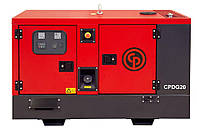 Дизельный генератор Chicago Pneumatic CPDG 20 - 20 кВт, фото 1