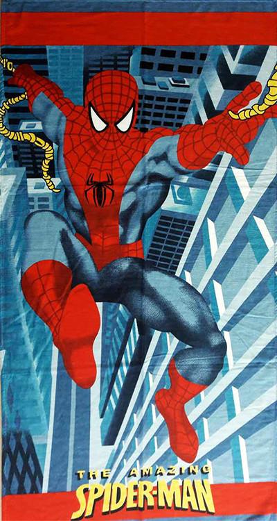 Полотенце пляжное Spider-Man №1