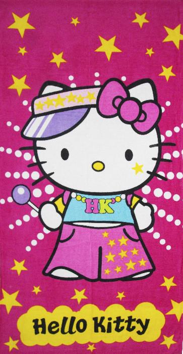 ТМ TAG Полотенце пляжное Hello Kitty