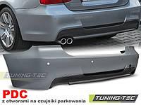БАМПЕР ЗАДНИЙ BMW E90 M-PAKIET