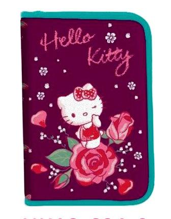 Школьный пенал Hello Kitty HK18-621-2