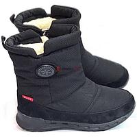 Женские зимние ботинки BaaSBoots чёрные