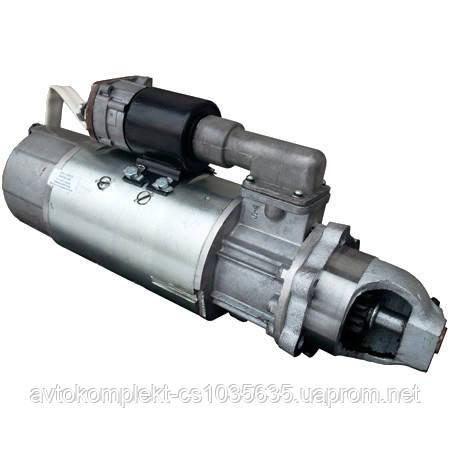 Стартер СТ-2506.3708000-21 МАЗ Z=10