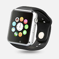 Смарт-часы G08, умные часы, bluetooth смарт часы, умные часы UWatch Smart G08 Black