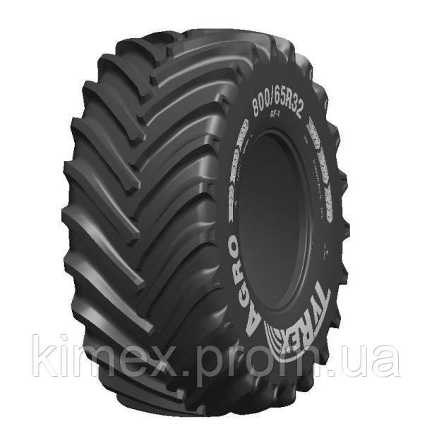 Шины на комбайн 800/65R32 172А8 TL Tyrex Agro DF-1, (30,5LR32)