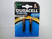 """Батарейка  Duracell """"Turbo MAX"""" LR03 AAA"""