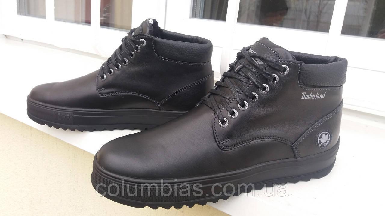 Зимняя мужская обувь Timberland 679260b10eb0e