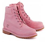 Ботинки Timberland Pink, фото 1