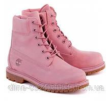Ботинки Timberland Pink