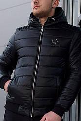 Мужская куртка Philipp Plein (ФИЛИПП ПЛЕИН) Зима