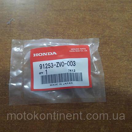 91253-ZV0-003 Сальник гребного вала Honda BF2/BF2.3 11x21x8, фото 2