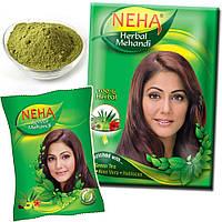 NEHA Herbal Mehandi (Неха Гербал Меганді) натуральна індійська хна фарба для волосся.