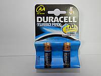 """Батарейка  Duracell """"Turbo MAX"""" LR06 AA"""