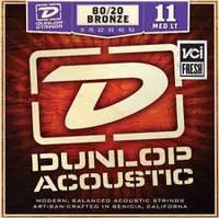 Jim Dunlop DAB1506 комплект струн для акустической гитары 11-52