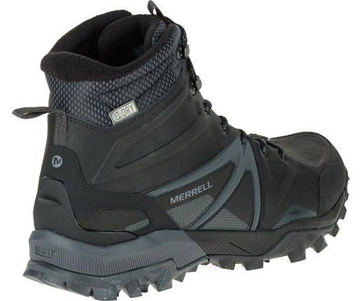 Зимние мужские ботинки  CAPRA GLACIAL ICE+ MID WATERPROOF J35799 Оригинал, фото 2