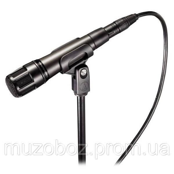 Audio-Technica ATM650 инструментальный микрофон, гиперкардиоидный