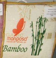Простынь бамбуковая Mariposa Bamboo 200x220 pr-mariposa-bamboo-blue