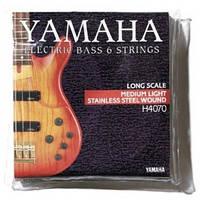 Yamaha H4070 комплект струн для 6-ти струнной бас-гитары 032 -125