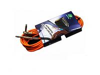 SoundKing SKBC327 кабель для электрогитары, угловой J6,3 - J6,3 (4,5m)