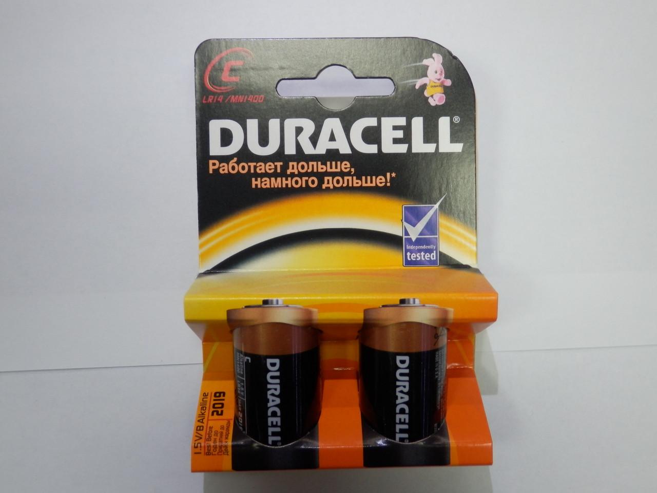 Батарейка  Duracell LR14 С