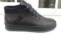 Стильные зимние ботинки Ecco