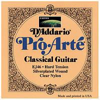 D'Addario EJ46 комплект струн для классической гитары