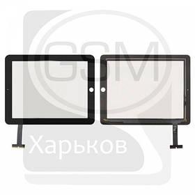 Тачскрин (сенсор) для APPLE iPAD 1, черный, оригинал (Китай)