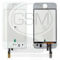 Тачскрин (сенсор) для APPLE iPHONE 3G, белый, оригинал (Китай)