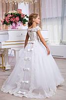Детское нарядное платье 2018/sh-040  - прокат, Киев, троещина