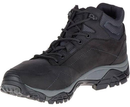 Зимние ботинки мужские MOAB ADVENTURE MID WATERPROOF WIDE WIDTH J91815 Оригинал, фото 2