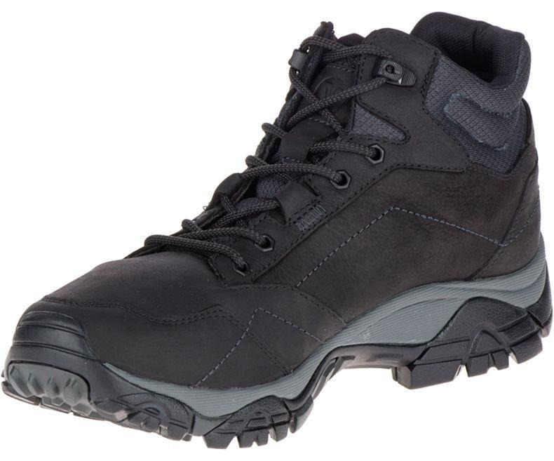 Зимние ботинки мужские MOAB ADVENTURE MID WATERPROOF WIDE WIDTH J91815 Оригинал