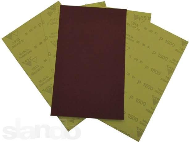 Листовая наждачная бумага SIA
