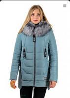 Зимняя куртка женская Vika-Brocard