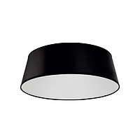 Декоративний корпус на светильник Maxus, ткань, черный (1-FHA-03-BK)